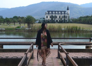 Chateau De Khaoyai, Travel in Isaan Thailand (Northeast Thailand)
