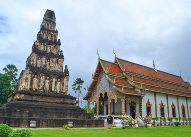 Wat Chama Thewi, Road Trips in Northern Thailand Chiang Mai
