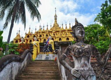 Phra That Suthon Mongkhon Khiri, Road Trips in Northern Thailand Chiang Mai
