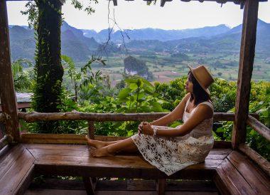 Phu Lang Ka Homestay, Road Trips in Northern Thailand Chiang Mai