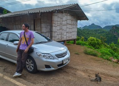 Allan Wilson Food Blogger Road Trips in Northern Thailand