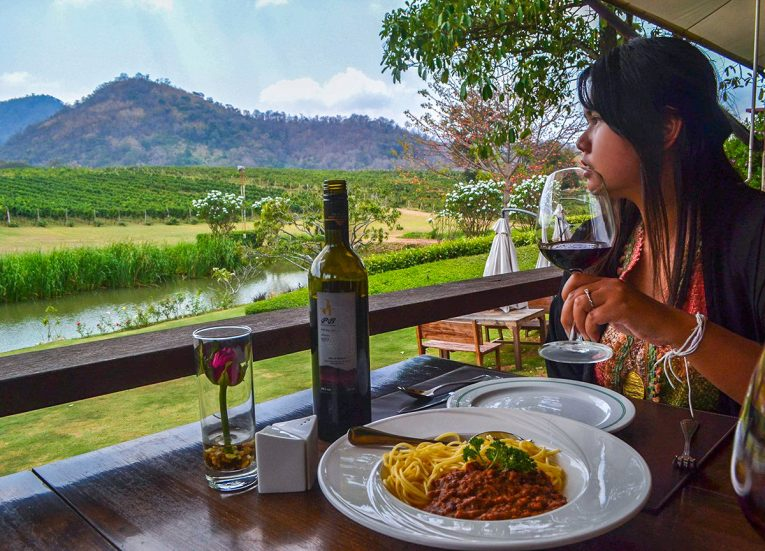 PB Valley Vineyard, Romance in Khao Yai DusitD2 Resort Thailand