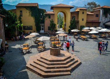 Primo PIazza in Khao Yai, Travel in Isaan Thailand (Northeast Thailand)