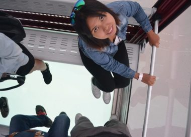 Glass Bottom Gondola, Awana Skyway Cable Car at Resorts World Genting