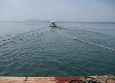 Lake Safari Khao Laem, Thailand Border Towns and Attractions