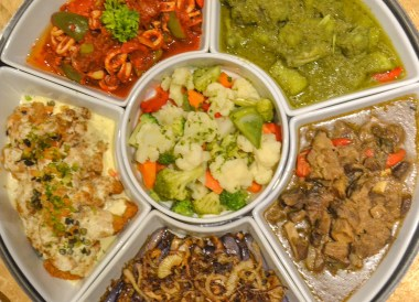 Malaysian Food, Resorts World Langkawi in Malaysia
