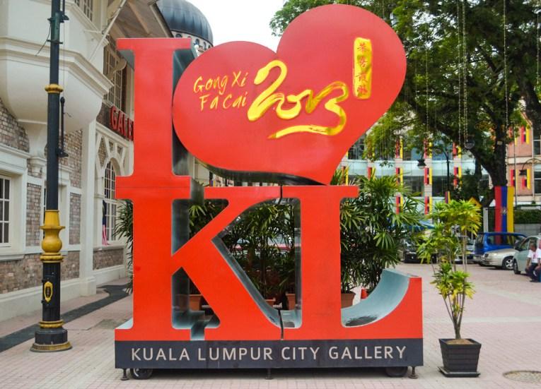 I Heart KL, Top 10 Attractions in Kuala Lumpur Malaysia