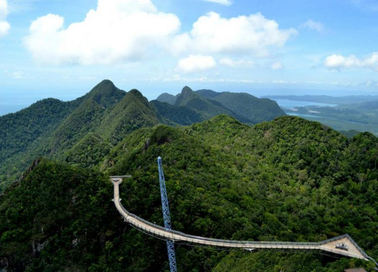 Langkawi Cable Car, Top Attractions in Langkawi Island Malaysia