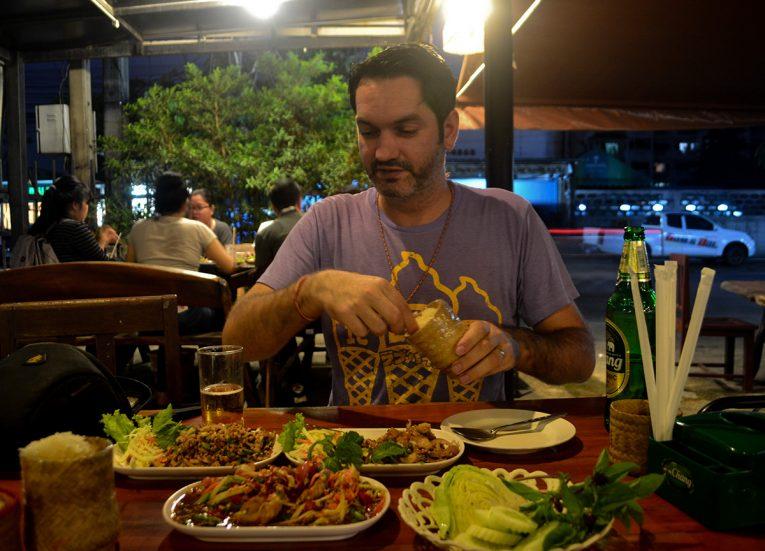 Allan Wilson Food Blogger Isaan Food