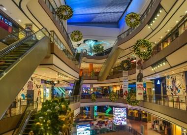 Christmas Time, Best Malls in Korat City Centre Nakhon Ratchasima Thailand