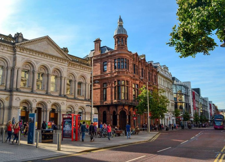 Victorian Buildings, Things to do in Belfast Tourist Attractions