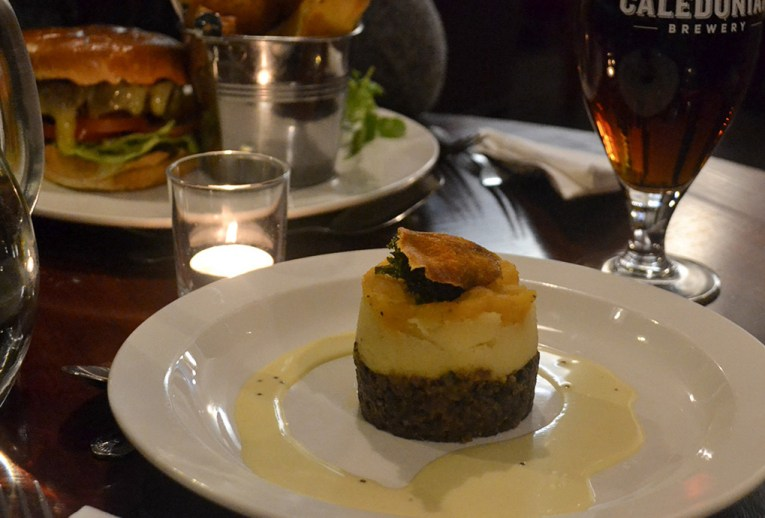 Haggis Neeps Tatties, Road Trip Winter in Scottish Highlands Scotland (1)