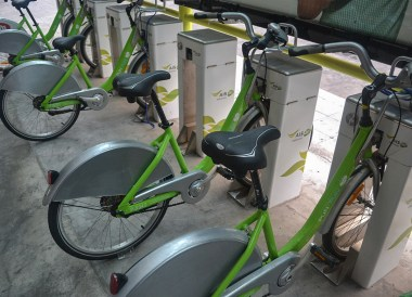 Bike Share Scheme, Best Places for Cycling in Bangkok Safely (Thailand)