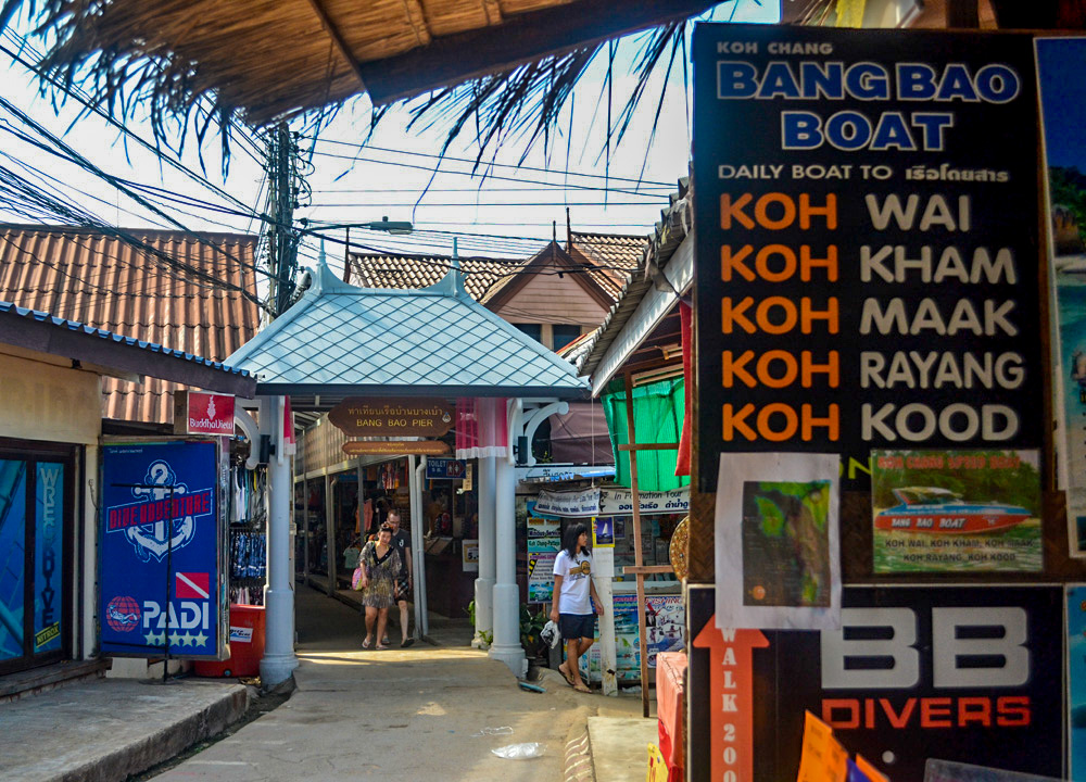 Bang Bao Pier, Best Islands in Thailand Southern Thai Islands