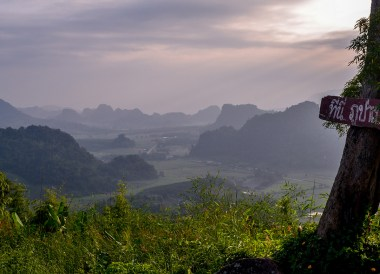 Khun Ming Mountains, Travel in Isaan Thailand (Northeast Thailand)