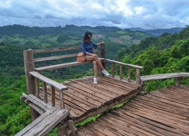Ban Jabo Village, 3-Day Road Trip: Mae Hong Son Loop from Chiang Mai
