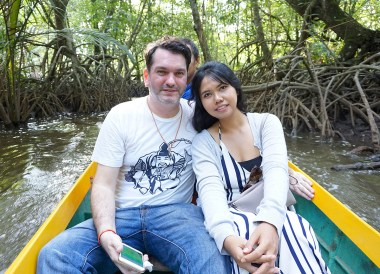 Baan Tha Ranae Mangroves in Trat, Travel in Eastern Thailand
