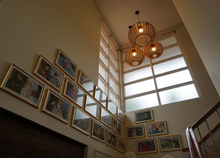 Upstairs Rooms, Bangkok Totoro Cafe Restaurant Sukhumvit 29