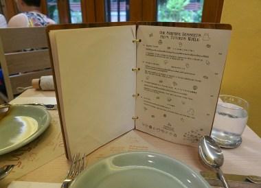 Dessert Menu, Bangkok Totoro Cafe Restaurant Sukhumvit 29