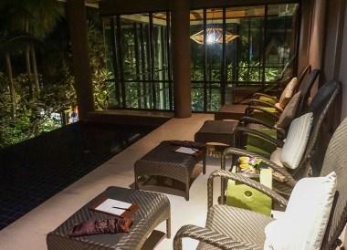 Balcony Pool, Best Massage in Krabi, Spa Cenvaree at Centara Grand Resort