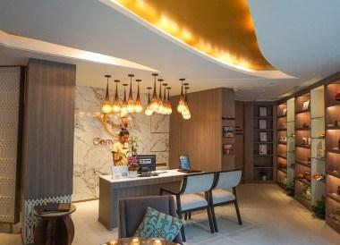 Thai Receptionist, Best Massage in Krabi, Spa Cenvaree at Centara Grand Resort