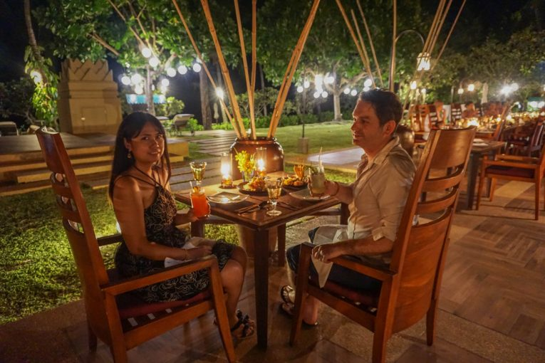 SUAN BUA RESTAURANT, Centara Grand Resort and Villas Ao Nang Krabi Thailand