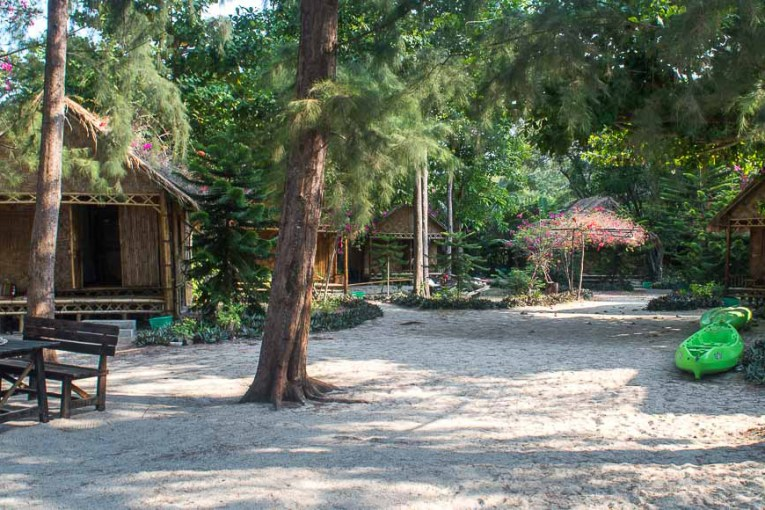 Green View Bungalows, Things to do in koh lipe island Thailand