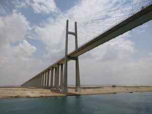 Suez Canal, Asia and Indian Ocean Cruise Diaries Around the world