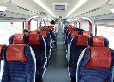ETS Trains, Malaysia to Thailand by Train From Kuala Lumpur