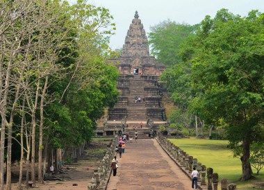 Phanom Rung temple, Top Attractions in Buriram Thailand