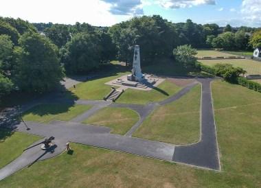 Ward Park Monument, Top 10 Tourist Attractions in Bangor Northern Ireland
