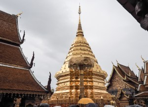Wat Doi Suthep Chiang Mai, Best Things to do in Northern Thailand