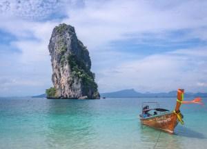 Koh Poda Krabi, Thailand's Best Beaches: Southern Thailand Gulf Andaman