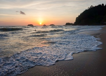 Lonely beach Koh chang, Thailand's Best Beaches: Southern Thailand Gulf Andaman
