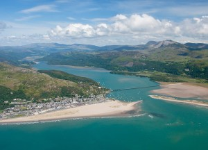 Barmouth Wales, Best Seaside Towns in Britain UK