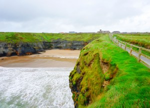 Ballybunion in Ireland Day Trips from Belfast in Northern Ireland
