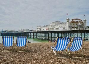 Brighton Palace Pier, Best Tourist Seaside Towns in Britain UK