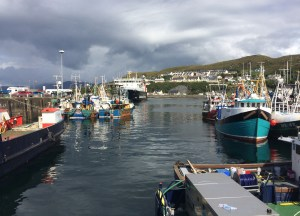 Mallaig Port and Harbour. Best Tourist Seaside Towns in Britain UK