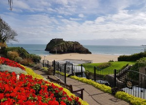 Tenby Pembrokshire, Best Tourist Seaside Towns in Britain UK