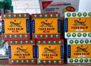 Tiger Balm, Shopping for Thailand Souvenirs / Thai Gifts in Bangkok