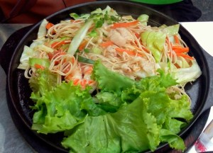 Chinatown Stir-Fry Noodles, Thai Street Food Backpackers Favourite Snacks in Thailand