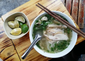 Pho Noodle Soup, Best Asian Street Food Eating Cheap in Asia