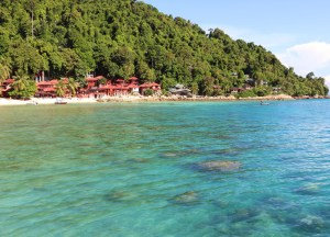 Coral Bay Beach Perhentian, Best Beaches in Malaysia: Malaysian Beach Resorts