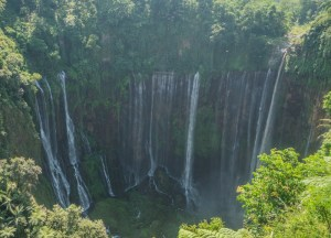 Tumpak Sewu Waterfall, Best places to visit in Indonesia for tourists