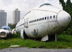 Airplane Graveyard Things to do in Bangkok Thailand