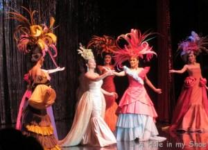 Calypso Ladyboy Cabaret at Asiatique Bangkok Thailand