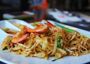 Pad Thai at Thip Samai Things to do in Bangkok Thailand