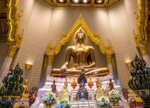 Wat Traimit (Temple of the Golden Buddha) Things to do in Bangkok Thailand