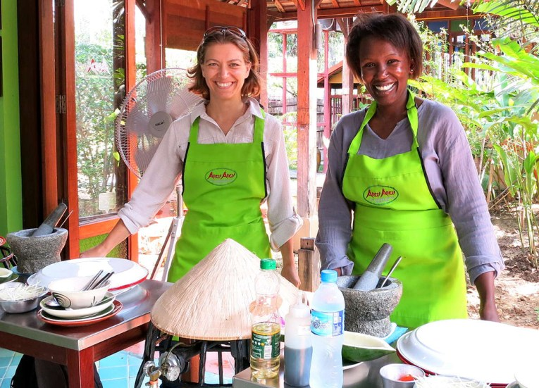Aroy Aroy Cooking School, Best Thai Cooking Classes in Chiang Mai Thailand