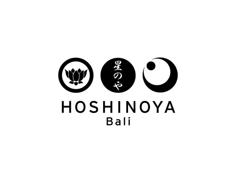 Hoshinoya-Bali-Resort-Logo-Moon-Flower-Nature
